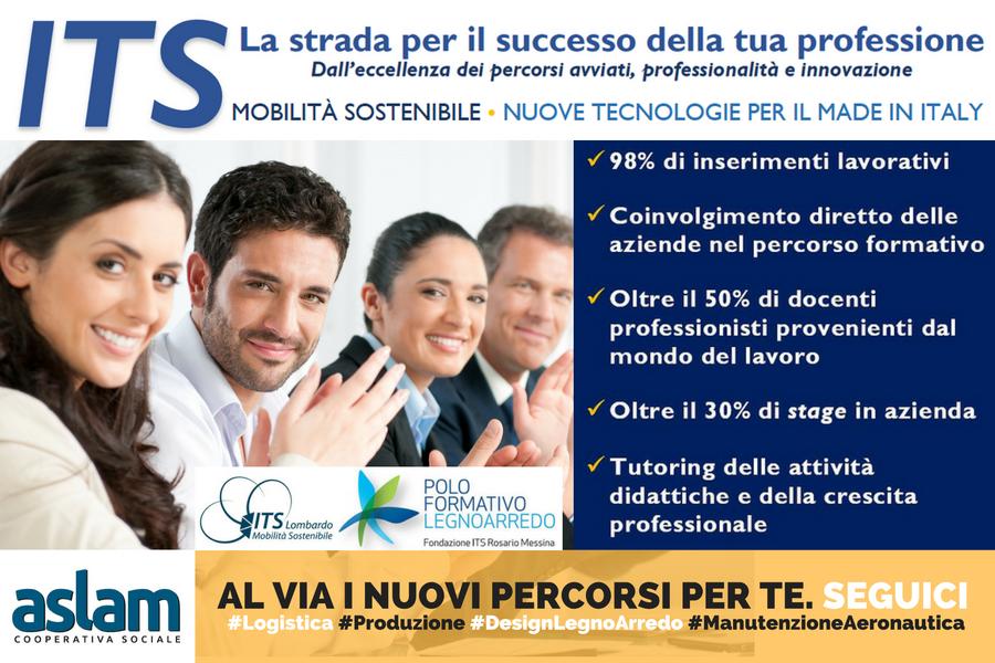 ITS La strada per il successo della tua professione (POST) (1)