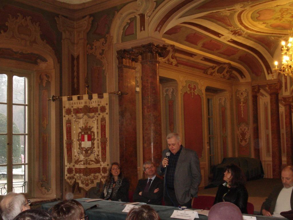 Agnelo Candiani, presidente di ASLAM