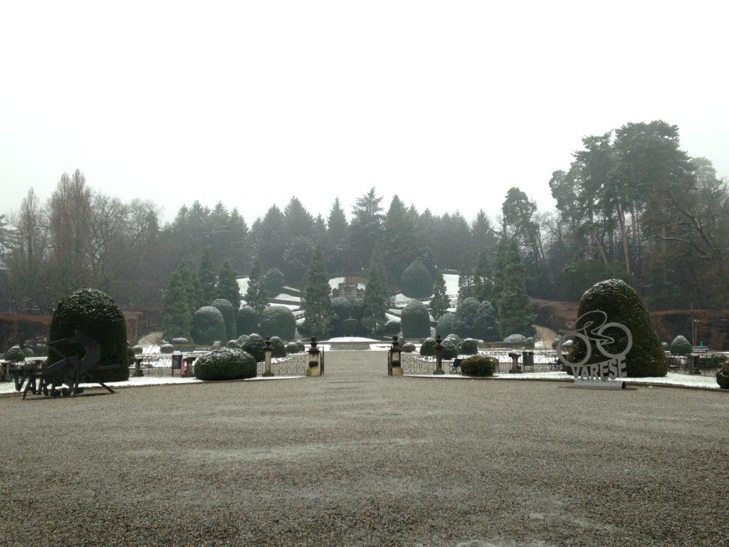 I Giardini Estensi del Comune di Varese
