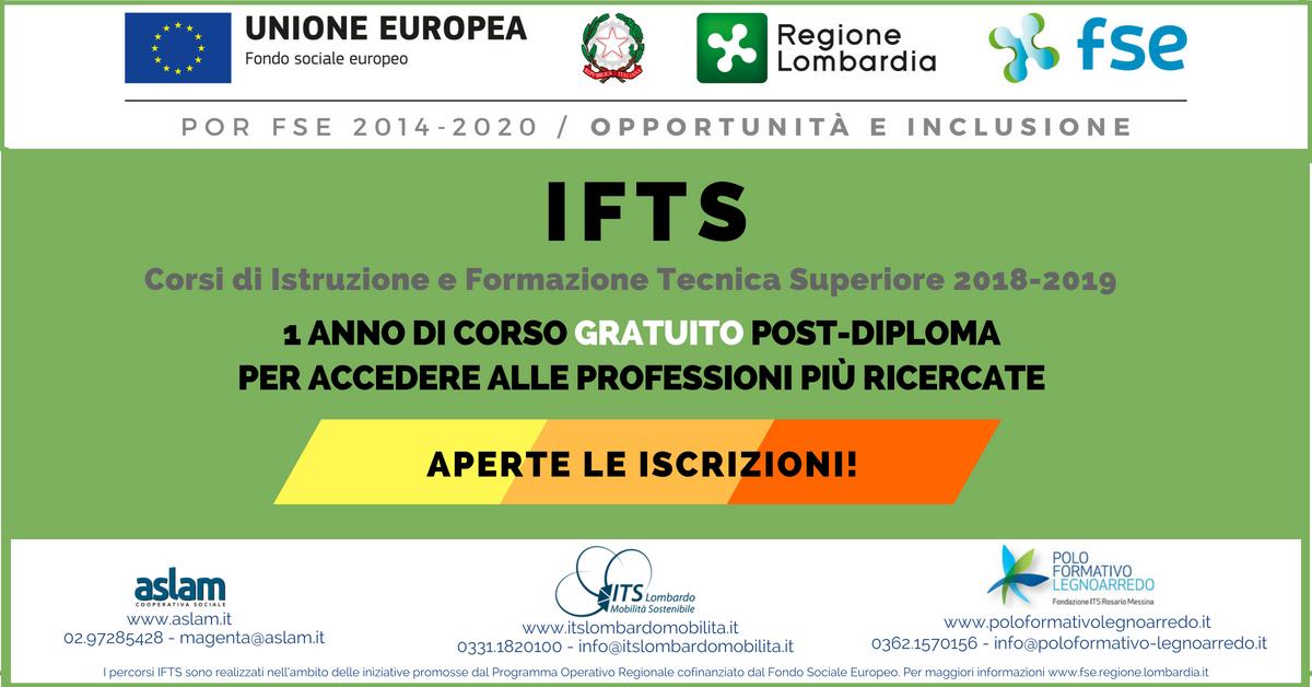 IFTS ASLAM 2018-2019