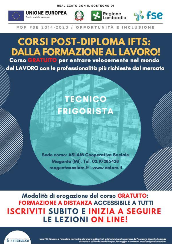 IFTS-Frigorista-lezioni-on-line