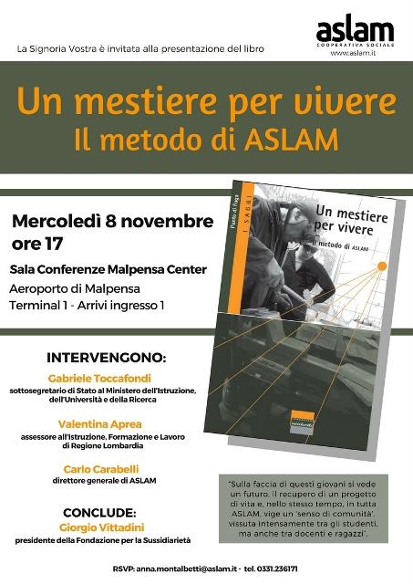 WEB immagine Libro Aslam presentazione